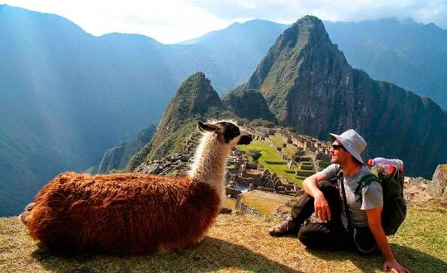 Some of the many reasons to go up to Huayna Picchu