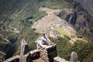 Diferencia entre la montaña Machu Picchu y la montaña Huayna Picchu