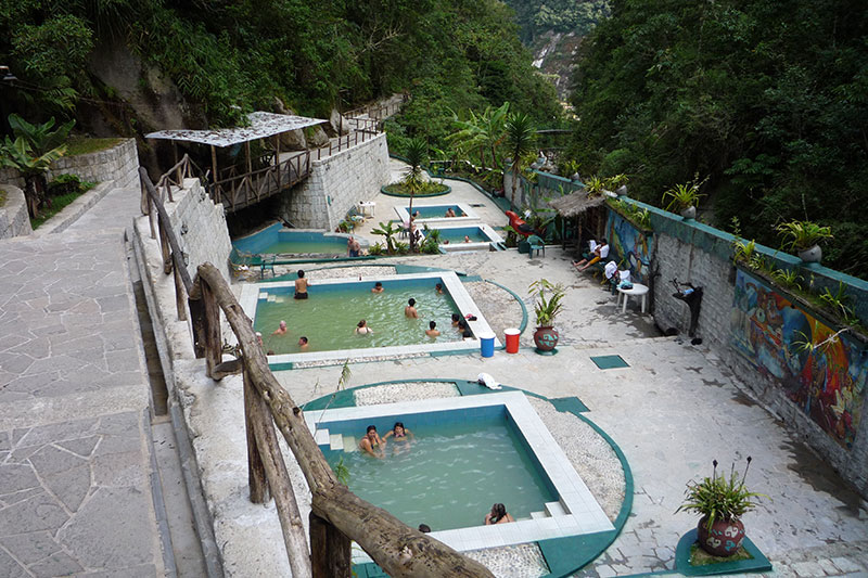 Aguas Calientes- Santa Teresa -El tour a Huayna Picchu
